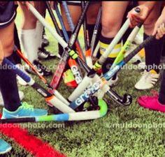 field hockey...love it