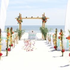 Florida Wedding Packages in Destin, Fort Walton and Pensacola Create Your Own Wedding Package Professional Wedding Officiate $300.00 Rehearsal Directing $300.00 Ceremony Directing $350.00 Reception Directing Per Quote Bamboo Arbor (Choice of Light or Dark) $500.00 Chandelier (Clear or Black) $300.00 Package Level Photography (staff member) $250.00 Upgraded Photography (includes family/friends) $500.00 5 pc Colonnade Group With Greenery $500.00 Metal Arch with Chandelier $300.00 Heart in the…