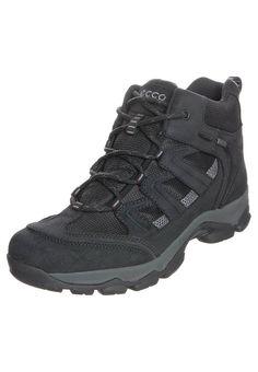 brand new 8aaca aaa7f ecco RUGGED TERRAIN V - Walking boots - black Walking Boots, Hiking Shoes,  Boots