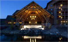 Hope Lake Lodge, Greek Peak Mountain Resort, Cortland, NY