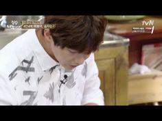 Song Jae Rim - 2015 10th November Cooking cut (House Cook Master Baek) - YouTube
