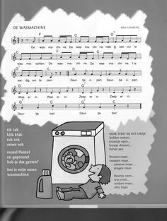 lied wasmachine