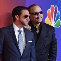 'SVU': Raul Esparza & Ice-T...... Am I the only one who loves it when Raul Esparza breaks into spanglish?