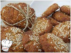 ΑΝΑΡΠΑΣΤΑ ΜΠΙΣΚΟΤΑ ΜΕ ΤΑΧΙΝΙ ΝΗΣΤΙΣΙΜΑ!!! | Νόστιμες Συνταγές της Γωγώς