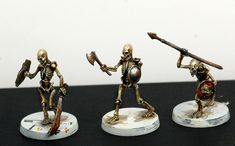 Sorn's Mierce Miniatures Painted by The Best Painters Out There - Page 10 - Forum - DakkaDakka   An army with 2 wounds has a lot going for it.