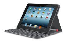 もう充電とかいらないんだ。ロジクールから発売される「Solar Keyboard Folio」は、iPad用のキーボード付きケースです。似た...