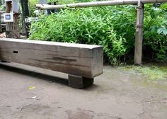 sleepers bench - Google Search