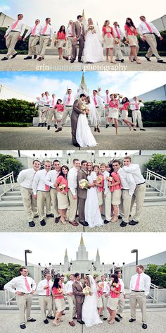 Can't believe I came across this on here. This is the Oakland temple. These pictures are so adorable