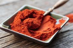 Sweet paprika is the dried ground fruit of a pepper, bought back from the Americas by Spanish and Portuguese seafarers. Learn more at: https://www.thetastecollective.com.au/spices/sweet-paprika