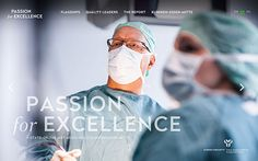 """Passion for Excellence"" is a tribute to the high-quality approach in medical treatment and patient care. The 170  pages report features the interdisciplinary concept of German hospital ""Clinics Essen Mitte"" and serves as a flagship publication for its stakeholders."
