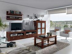 Crea Apilable 33 Nogal...1.010€...330 cms...Más colores, mas formas...Descuentos e información  en muebles-arevalo.com