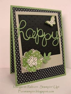 Fun Stampin' with Margaret!  Hello You and On Film Framelits, Pansy Punch, Petite Petals Punch, and more.  CCMC346