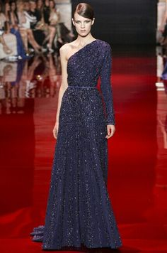 Elie Saab Haute Couture F/W 2013 - 2014 Red Carpet gown?