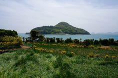 The view from Gonggoji Garden, Geoje-do, South Korea. http://www.dontliveforyourweekend.com/geoje-tongyeong/