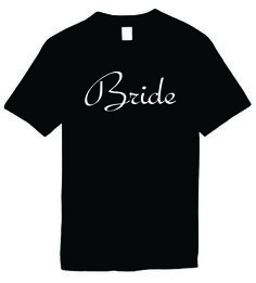 Signature Depot - Bride Funny T-Shirts Humorous Novelty Tees, $11.95 (http://www.signaturedepot.net/bride-funny-t-shirts-humorous-novelty-tees/)