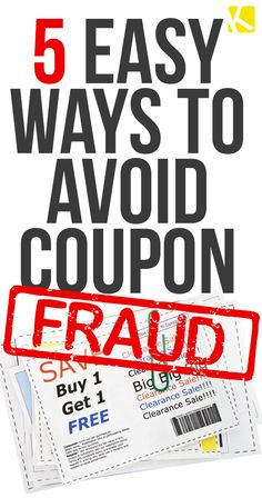 Are You Committing Coupon Fraud?