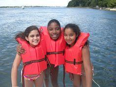 Fresh Air friends enjoying a summer day at the lake. Nothing beats summer!