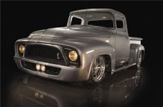 """Snakebit""56 Ford F-100!"