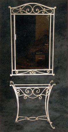Art.0601 - Трюмо с зеркалом