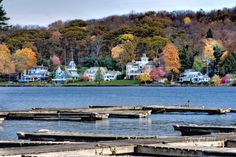 Litchfield, CT | Community Post: 12 Small New England Towns To Run Away To This Fall