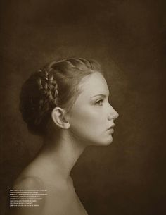 Photographer Kira Bucca I Makeup & Hair Jessica Jean Myers I Model Ellen