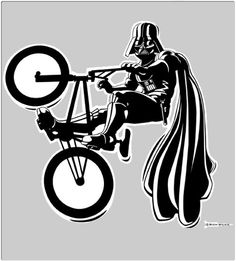 BMX Darth