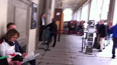 rick steves at the museum - YouTube