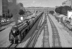 RailPictures.Net Photo: NW 611 Norfolk & Western Steam 4-8-4 at Roanoke, Virginia by Brett Miller