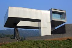Nanjing Museum of Art & Architecture. Steven Holl. Nanjing, China, 2003-2012