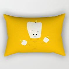 Buy Baby Lumiere Rectangular Pillow by happy patterns. Worldwide shipping available at Society6.com. Just one of millions of high quality products available.