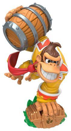 Donkey Kong Amiibo/Skylander. Get it now on Amazon.com: Skylanders SuperChargers Starter Pack - Wii U: nintendo wii u: Video Games