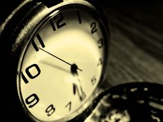 Ticking away!