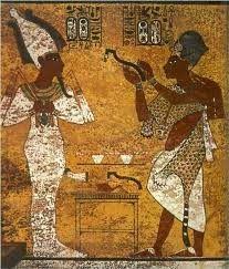 Egypt: Tumba de Tutankamón (2)