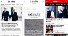 Sabías que Qué ofrecen las aplicaciones de los periódicos que no ofrezcan sus versiones web