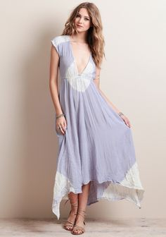 Paloma Maxi Dress By Jen's Pirate Booty