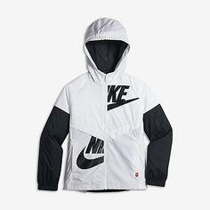 4ce74dabcc Nike Sportswear Windrunner Big Kids  (Girls ) Jacket