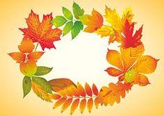 Jeseň Začiatok, Farebné, Zeleň, Listy