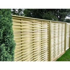 Fencing Panels Woven | Jacksons Fencing