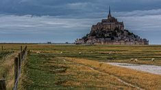 Mont Saint Michel, Paris Skyline, Saints, France, Sunset, Travel, Viajes, Destinations, Sunsets