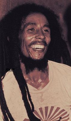 Bob Marley- the best Rasta man that taught us love!