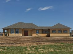 This is a custom home being built in Mead.  The shingles we installed are Weathered Wood in color from the GAF Timberline HD line of shingles.