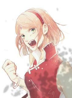 Waifu even looks beautiful when she's raging <3