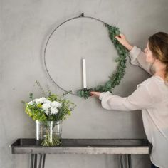 Light wreath from Sweden available from Nordliebe Salzburge . 18 10825 Ber…, Light wreath from Sweden available from Nordliebe Salzburger Str. Swedish Christmas, Scandinavian Christmas, Winter Christmas, All Things Christmas, Christmas 2019, Christmas Wreaths, Christmas Decorations, Xmas, Lighted Wreaths