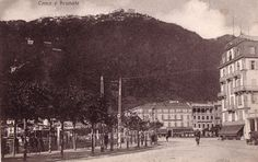 Cavour Square, Como, 1900-1930