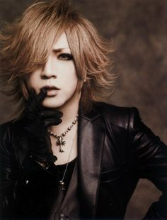 The Gazette Ruki | Breaking The Silent!: Personil Profile - The GazettE