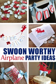 Classic and trendy 1st birthday party theme for boys. Love this!