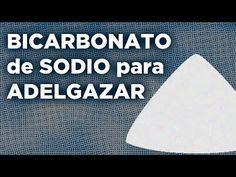 ¿Cómo tomar el bicarbonato de sodio para adelgazar la barriga?: 4 formas de preparación - YouTube