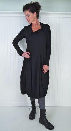 Rundholz Black Label Johnson Dress and Jazz Tall Boot