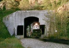 https://flic.kr/p/M6wrut   CNO&TP - Tunnel 26 - Oakdale, Tennessee   Norfolk…