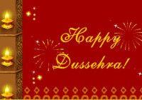 Happy Dussehra 2015 SMS, Wishes In English, Hindi, Telugu